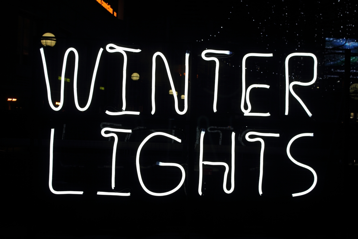 Winter Lights – Canary Wharf